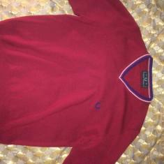 Bluze FRED PERRY 100% wool - Bluza barbati Fred Perry, Marime: 46, Culoare: Rosu