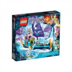 Lego Elves Corabia pentru aventuri a Naidei, 312pcs - LEGO Friends