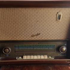 Radio foarte vechi - Aparat radio