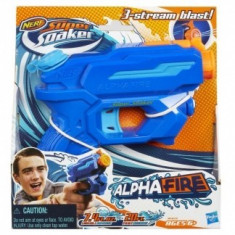 Nerf Soaker Aplhafire - Pistol cu apa - Pistol de jucarie