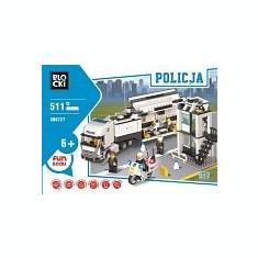 Lego Sectie de Politie - 511pcs - LEGO City