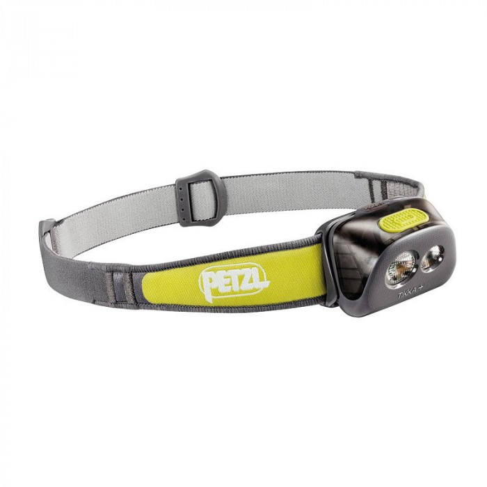 Petzl frontala outdoor Tikka + ( plus ) Green foto mare