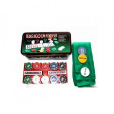 Set Poker Texas Holdem 200 jetoane
