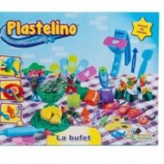 Plastelino - La Bufet - Jocuri arta si creatie Noriel