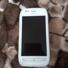 Nokia Lumia 710 - Telefon mobil Nokia Lumia 710, Alb, Neblocat