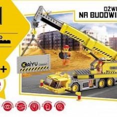 Lego Masina Constructii - 380pcs - LEGO City