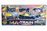 Set Tren militar cu baterii, Seturi complete