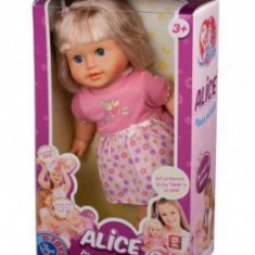 ALICE - Papusa D-Toys Jucausa
