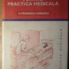 Bazele Clinice Pentru Practica Medicala Vol. 5 - A. Paunescu-podeanu ,391614