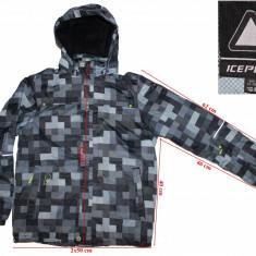 Geaca schi ski Icepeak, copii, marimea 164 cm (13-14 ani) - Echipament ski Icepeak, Geci
