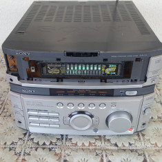 Amplificator Sony MHC-W777AV-procesor de sunet - Amplificator audio