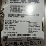"35.HDD laptop Toshiba 2.5"" SATA 320 GB Western Digital 5400 RPM 8 MB, 300-499 GB"