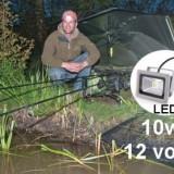 Proiector LED SMD 10w 12v 900 lumeni. Alimentare 12v. - Corp de iluminat, Proiectoare