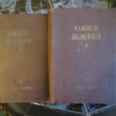 MANUALUL INGINERULUI 2 VOL - Carti Agronomie