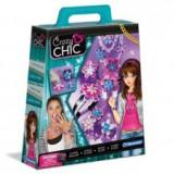 Crazy Chic - Trusa Bijuterii - Jocuri arta si creatie