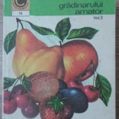 Ghidul Gradinarului Amator Vol.ii Cultura Pomilor Si Arbustil - N. Lupsa St. Balanescu, 391777 - Carti Agronomie