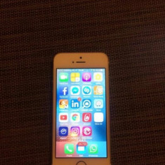 Vand iPhone 5S Apple Gold, Auriu, 16GB, Neblocat