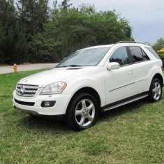 MERCEDES ML 320 CDI 211 CV 4 MATIC, An Fabricatie: 2008, Motorina/Diesel, 105000 km, 2987 cmc