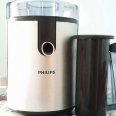 Philips Maximum juice, minimum fuss. Aparat de facut suc natural - Storcator