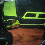 Jeep Range RC Truck 4x4 tractiune integrala acumulator , radiocomanda NOU