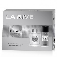 CASETA BRAVE man - Set parfum