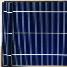 Pachet 27 celule fotovoltaice (celule solare) 3.90W, 156x156mm, cu defecte