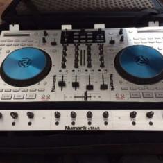 Consola DJ / Numark 4Trak + Geanta transport - Console DJ Altele