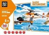 Lego Elicopter Ambulanta - 300pcs