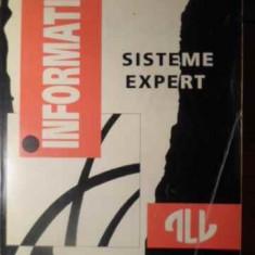 Sisteme Expert - Dorin Ionita Carstoiu, 391638