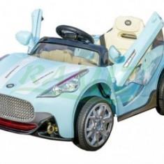 Masina cu Acumulator Sort - Aqua - Masinuta electrica copii
