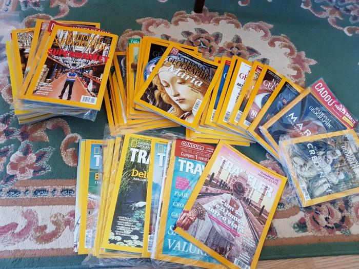 OKAZIE!  REVISTE NATIONAL GEOGRAPHIC ROMANIA, diverse numere 2003-2016, Noi!