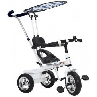 Tricicleta pentru copii - Alba foto