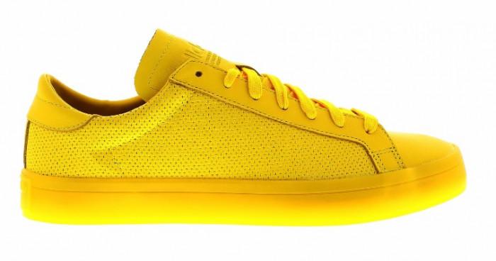 Adidasi Adidas Court Vantage Adicolor marimea 42 foto mare