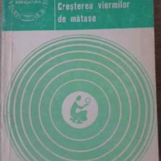 Cresterea Viermilor De Matase - Simona Amelia Ceausescu, Nicolae Stancioiu ,391740