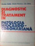 Diagnostic Si Tratament In Patologia Miocardocoronariana - N. Balta, V. Filcescu, Ion Orha ,391595
