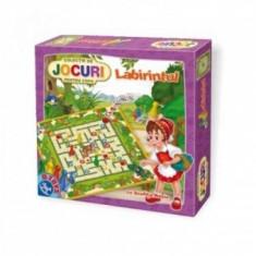 Joc Societate - Labirintul - Jocuri Logica si inteligenta D-Toys