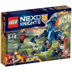 LEGO NEXO KNIGHTS™ Calul Mecha a lui Lance, 237pcs - LEGO City