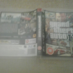 Grand Theft Auto 4 - GTA IV - PS3 - Playstation 3 - Jocuri PS3, Actiune, 3+, MMO