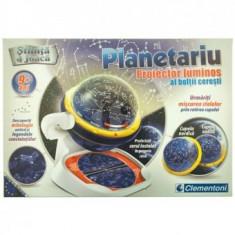 Planetariu - Proiector Luminos Clementoni
