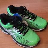 Asics Nimbus 17 - noi - marime 44.0 (size 10 US) - Adidasi barbati