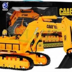 Buldo-Excavator cu Telecomanda - Vehicul
