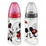 NUK - FIRST CHOICE Biberon PP 300 ml - Mickey