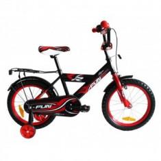 Bicicleta BabyMix - 12'' Rosu