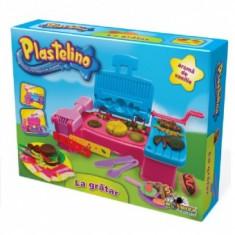 Plastelino - La gratar - Jocuri arta si creatie Noriel