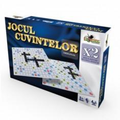Joc Societate - Jocul Cuvintelor X2 - Jocuri Logica si inteligenta Noriel