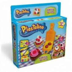 Plastelino - Fabrica de Vafe - Jocuri arta si creatie Noriel