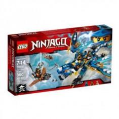 Dragonul lui Jay Ninjago Lego, 350pcs - LEGO City