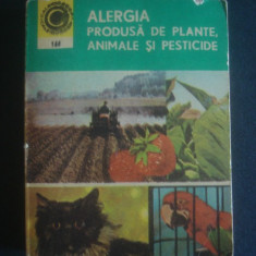 VALENTIN FILIP - ALERGIA PRODUSA DE PLANTE, ANIMALE SI PESTICIDE * CALEIDOSCOP