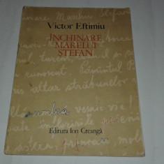 VICTOR EFTIMIU - INCHINARE MARELUI STEFAN