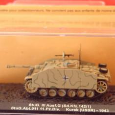 Macheta tanc StuG III - Kursk - 1943 scara 1:72 - Macheta auto